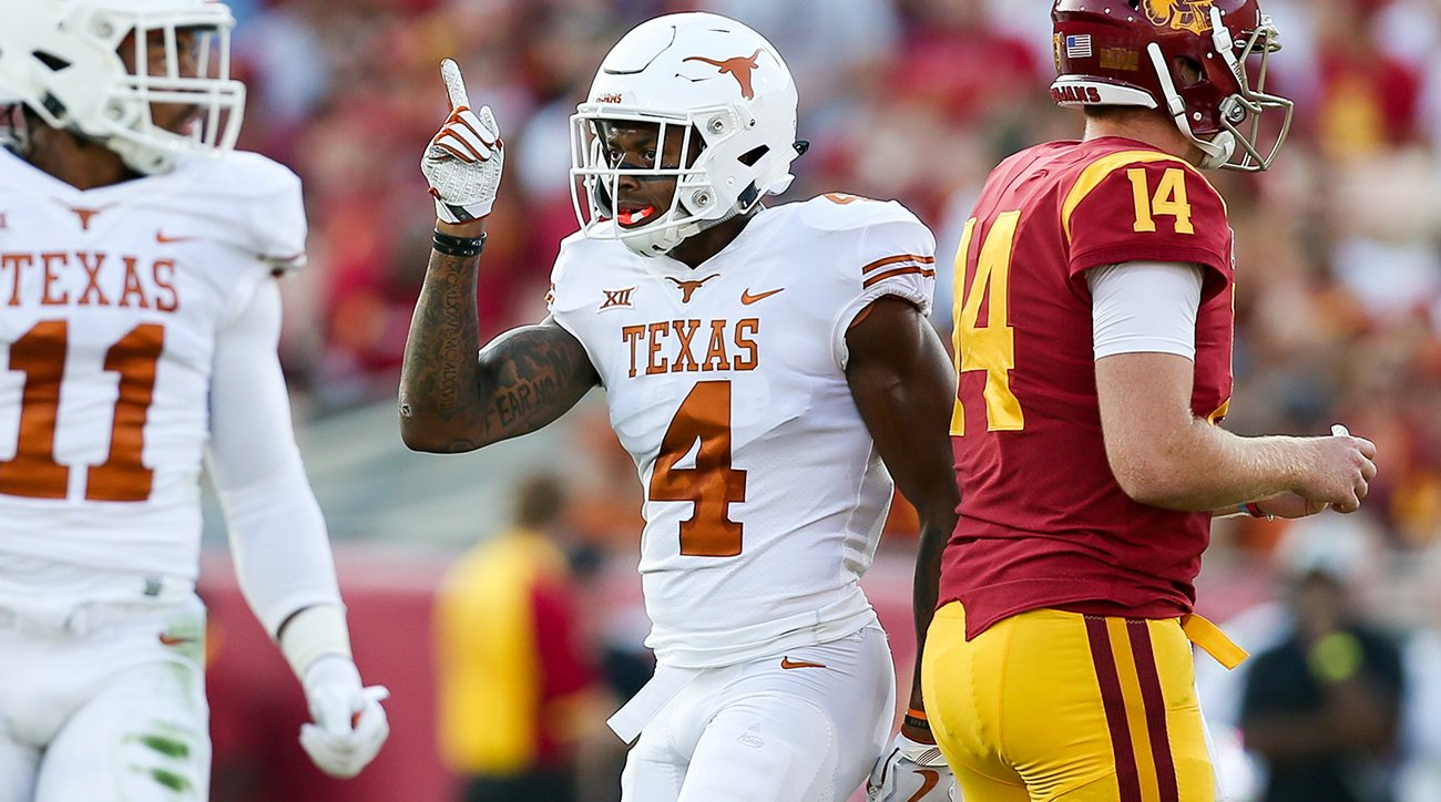 2018 NFL Draft: Dallas Cowboys Meeting with Texas Safety DeShon Elliott