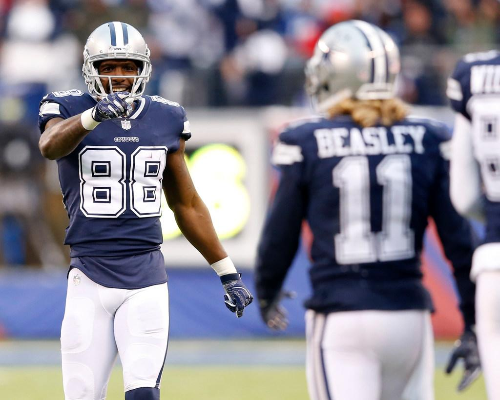 Could Dez Bryant or Cole Beasley get Traded During Draft?