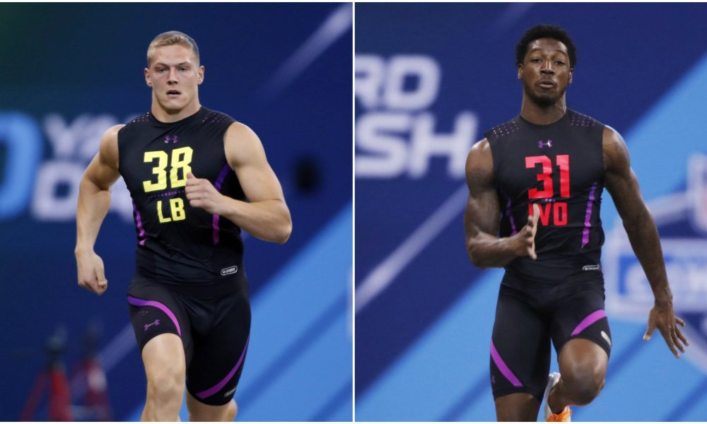 Reviewing Potential First-Round Prospects For The Cowboys 2