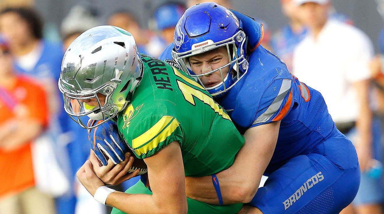 Cowboys Draft LB Leighton Vander Esch with 1st-Round Pick ✭ 4d22d27ff