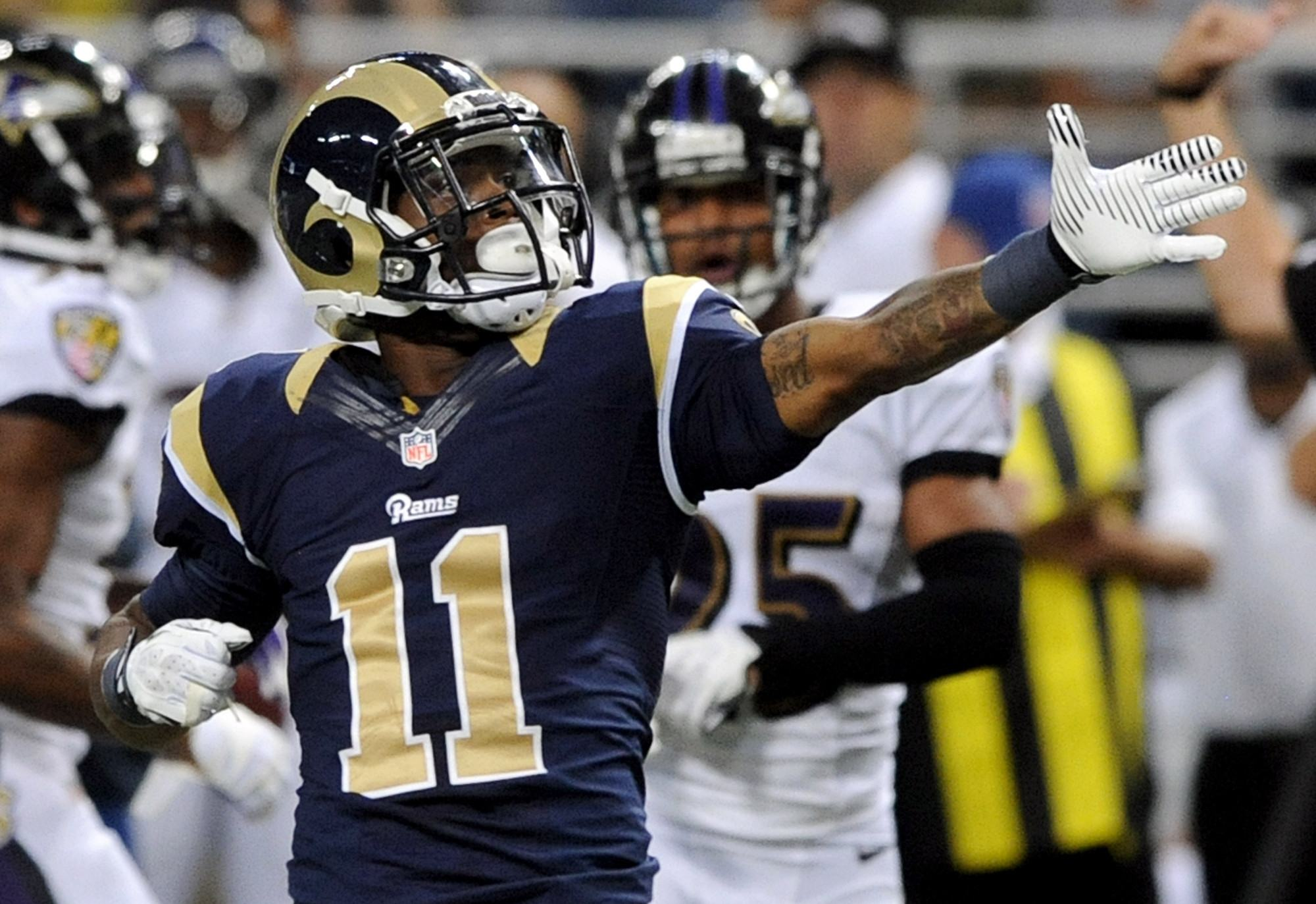 bfef76102 Dallas Cowboys Acquire WR Tavon Austin Via Trade ✭