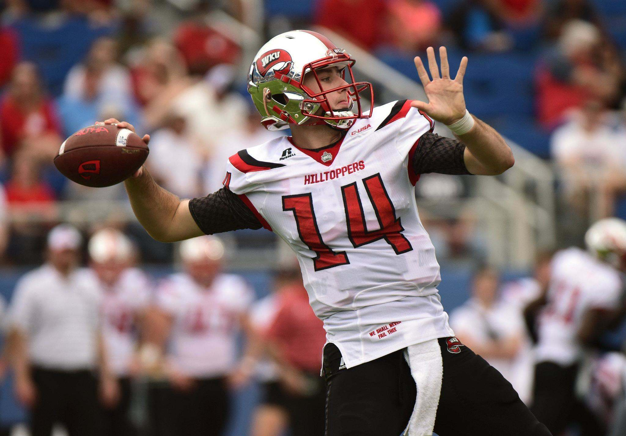 Dallas Cowboys Draft QB Mike White With 171st Pick