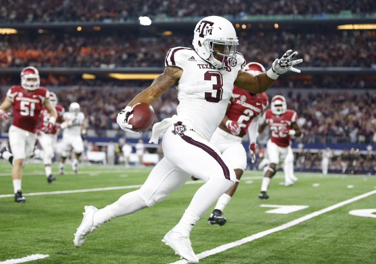 2018 NFL Draft: Top 10 WRs Available for Dallas Cowboys 1