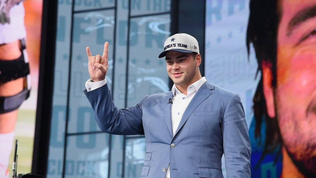 Cowboys Offense: Finding Roles for 2018 NFL Draft Picks 1