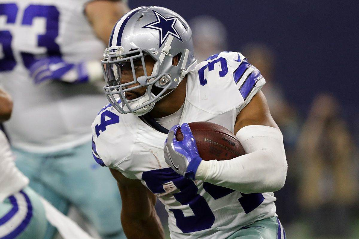 Cowboys Working Out Former RB Darius Jackson, Release LB and WR