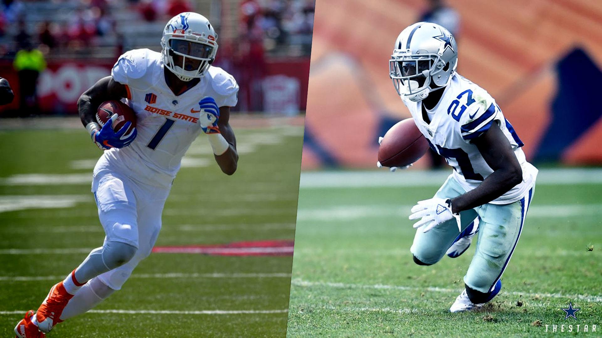 What Cowboys Rookie WR Cedrick Wilson and CB Jourdan Lewis Have in Common