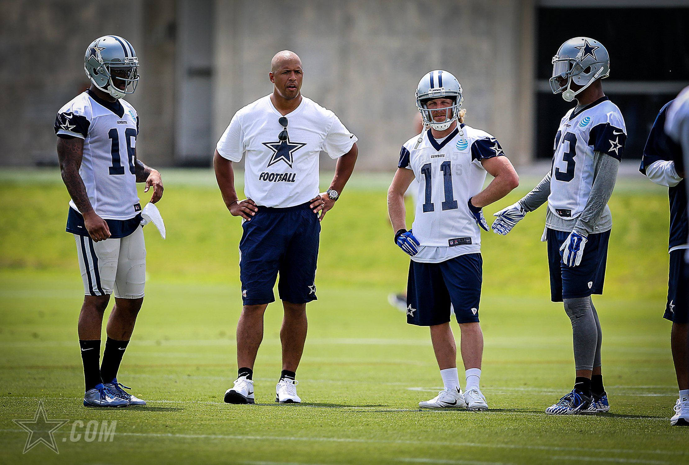 Cole Beasley Must Step Up For 2018 Season