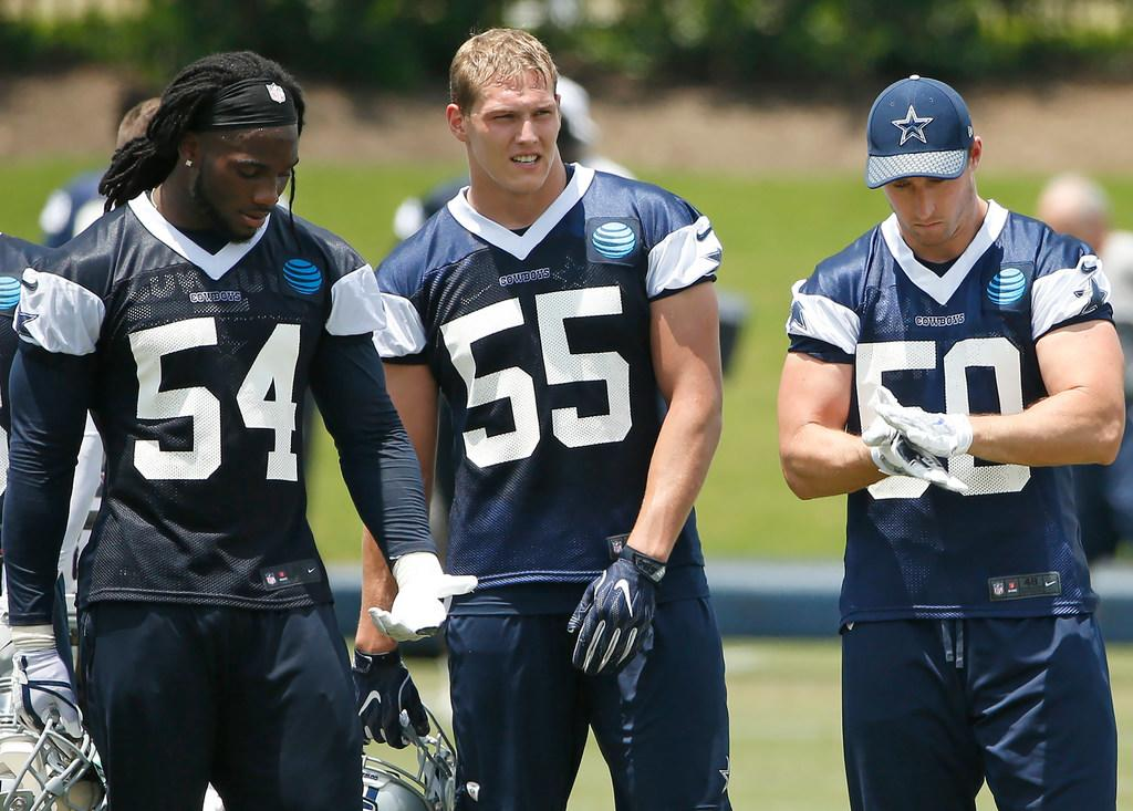f767c24dfd3 Cowboys Training Camp: Who Will be the Most Exciting Rookie? 2