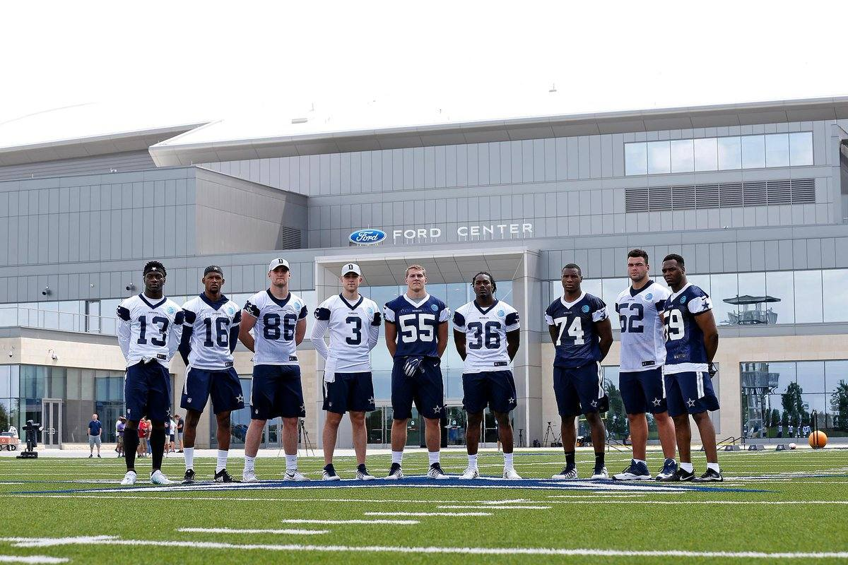Cowboys Training Camp: Who Will be the Most Exciting Rookie?