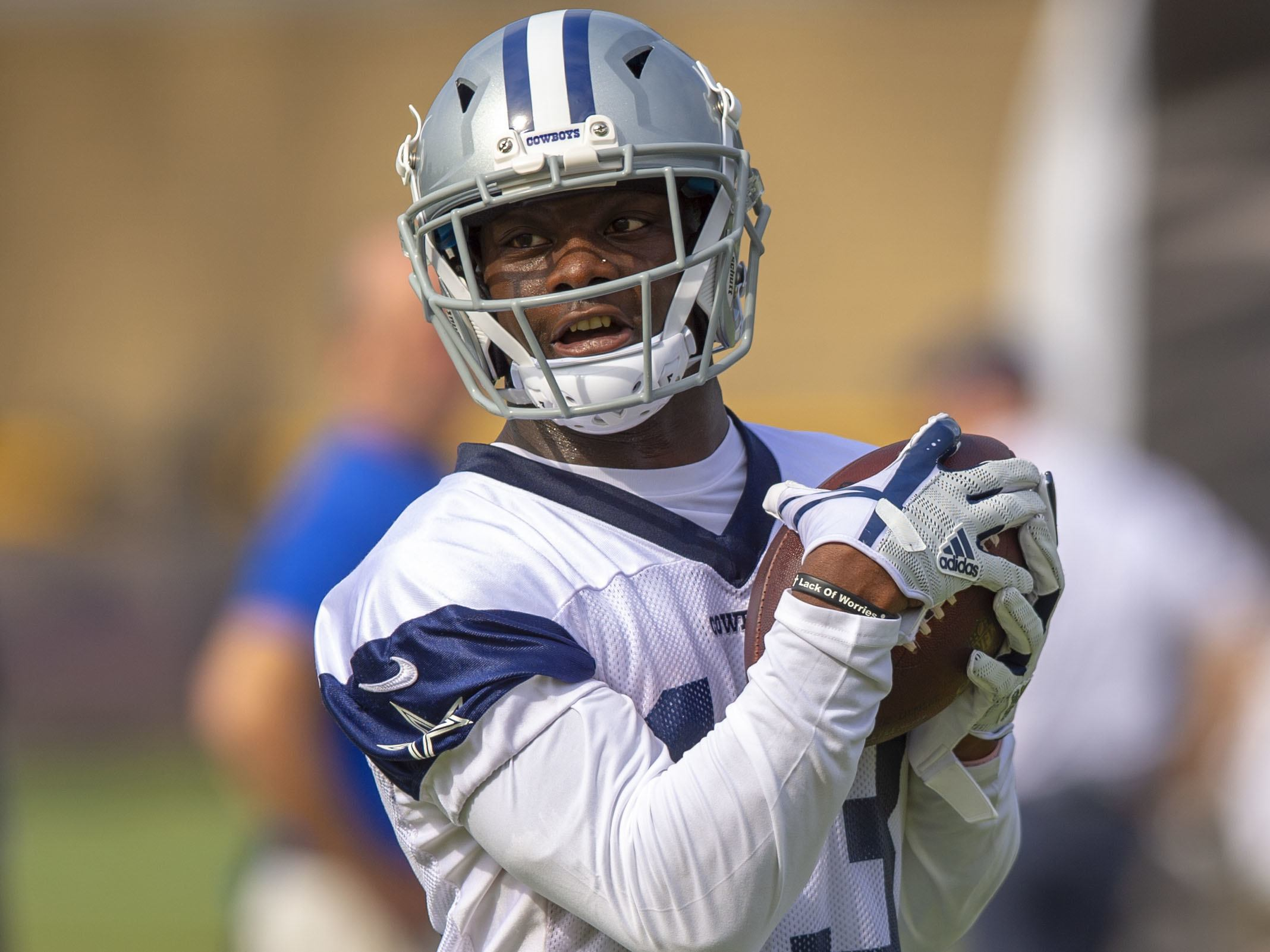Dallas Cowboys WR Position Battle Heating Up