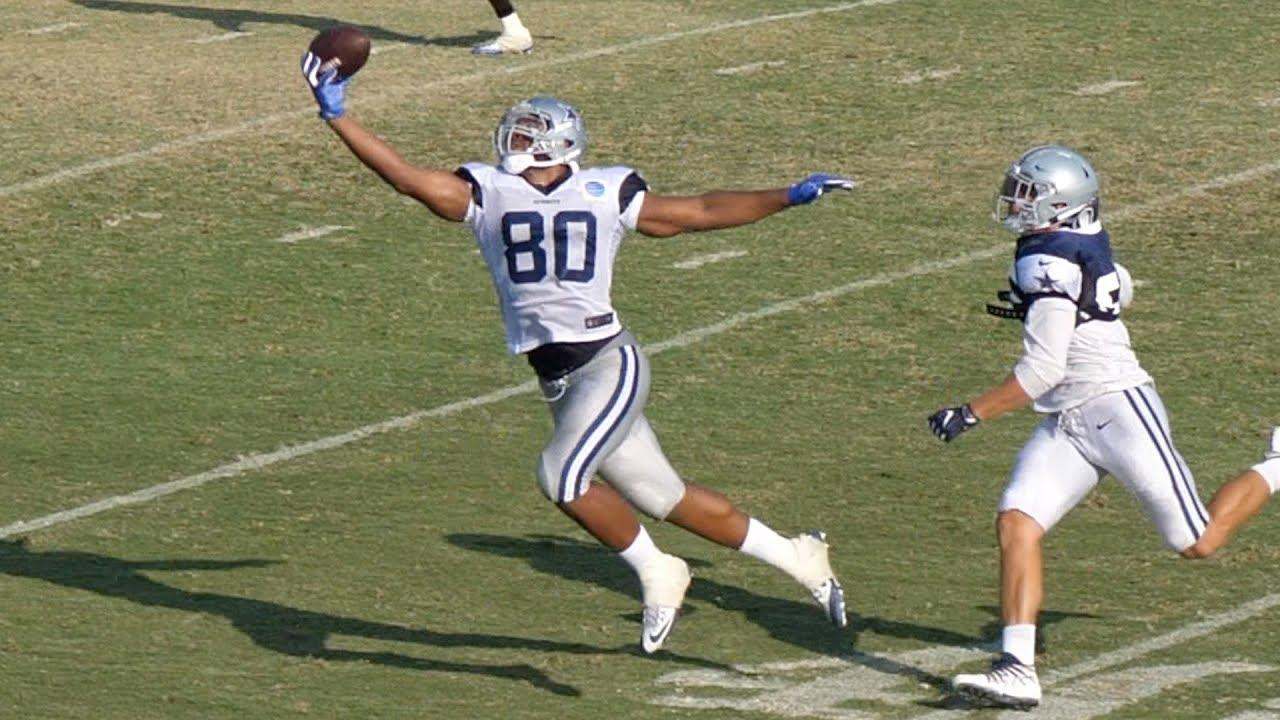 Rico Gathers Flashes Again, But is it Enough to Stick Around?