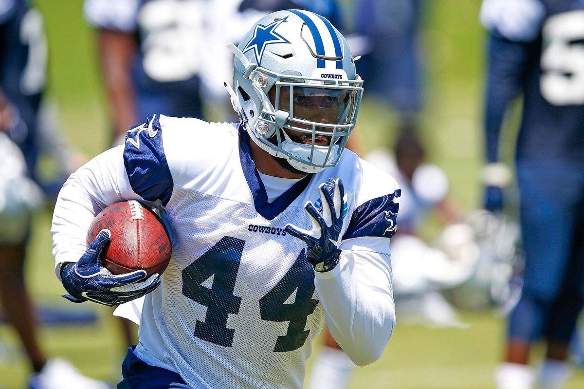 Will RB Darius Jackson Stick With Cowboys Second Time Around?