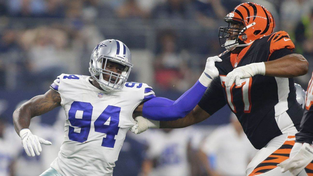 """""""I Wasn't Nervous"""", Randy Gregory Anxious for More After Preseason Debut"""