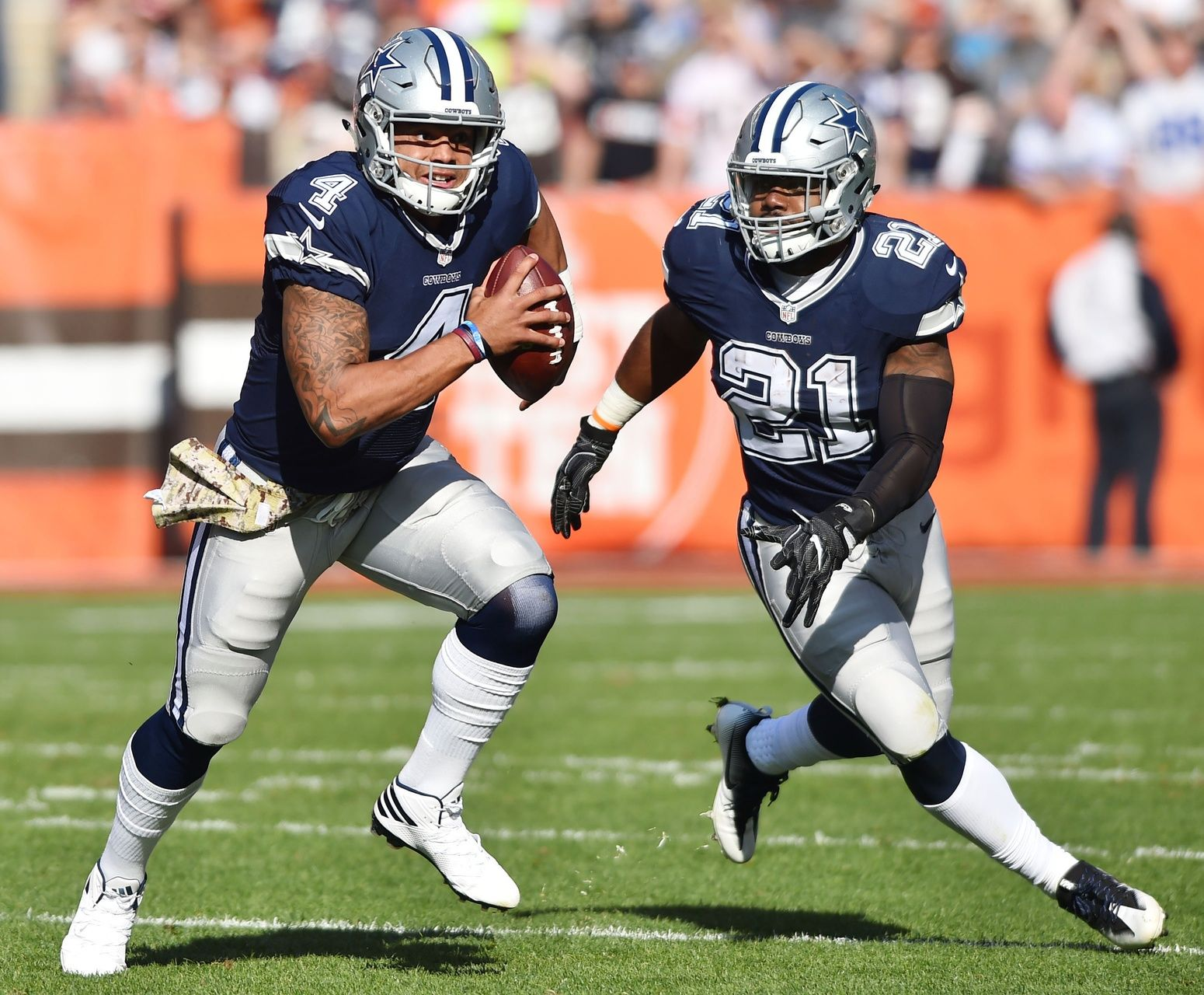 Dak In Time: Cowboys Need Prescott to Return to Rookie Form 1