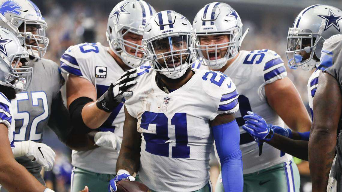 The Good, The Bad, and The Ugly for Cowboys against Detroit 2
