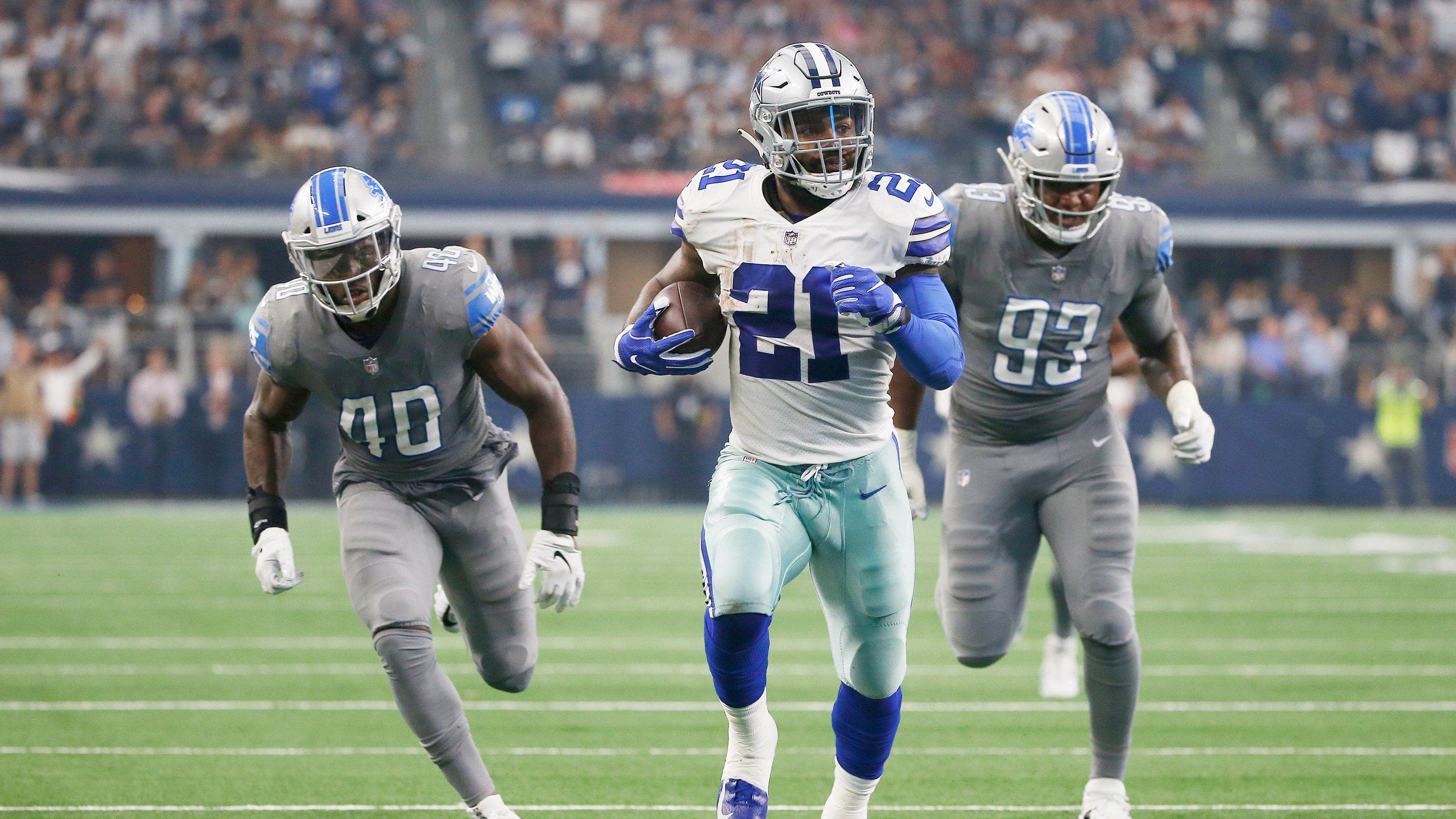 The Good, The Bad, and The Ugly for Cowboys against Detroit