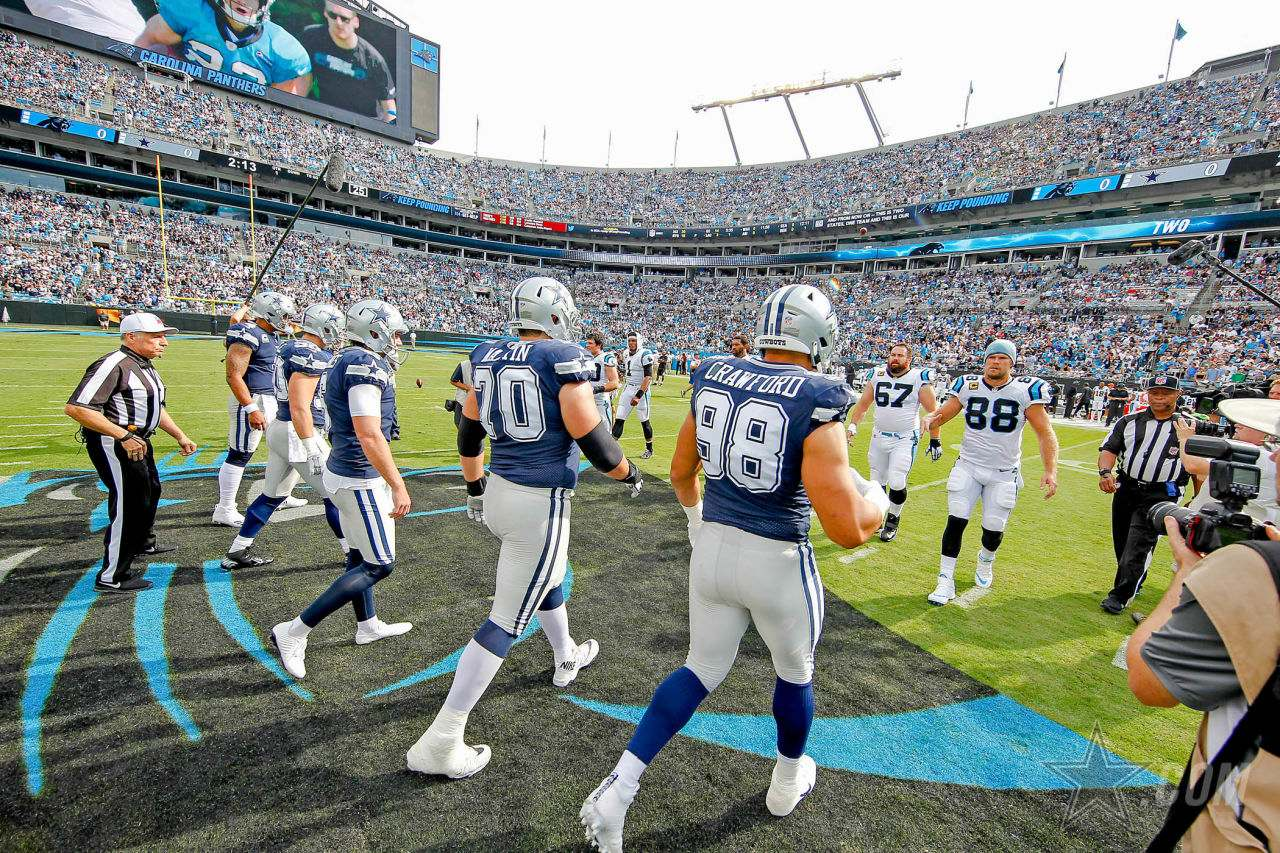The Good, The Bad, And The Ugly for Cowboys Against Panthers