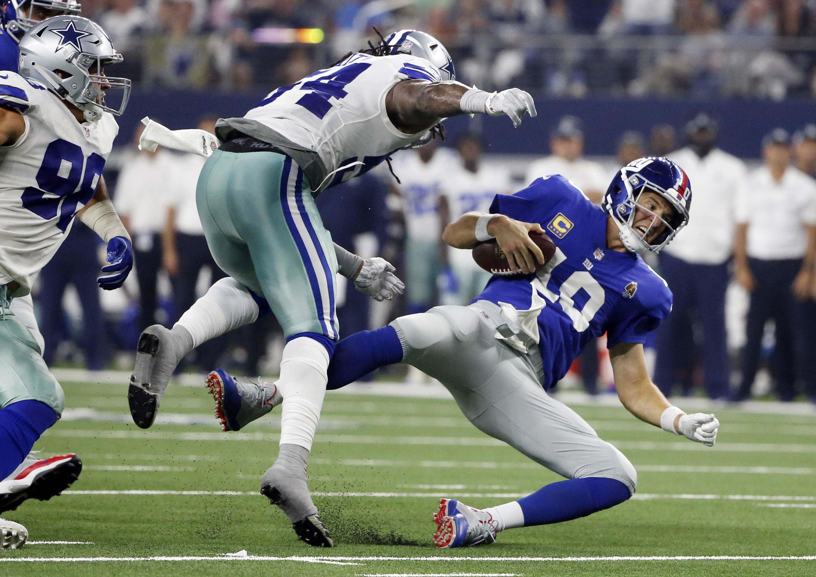 928faf60b8a 3 Dallas Cowboys Who Could Make Pro Bowl Debuts this Season ✭