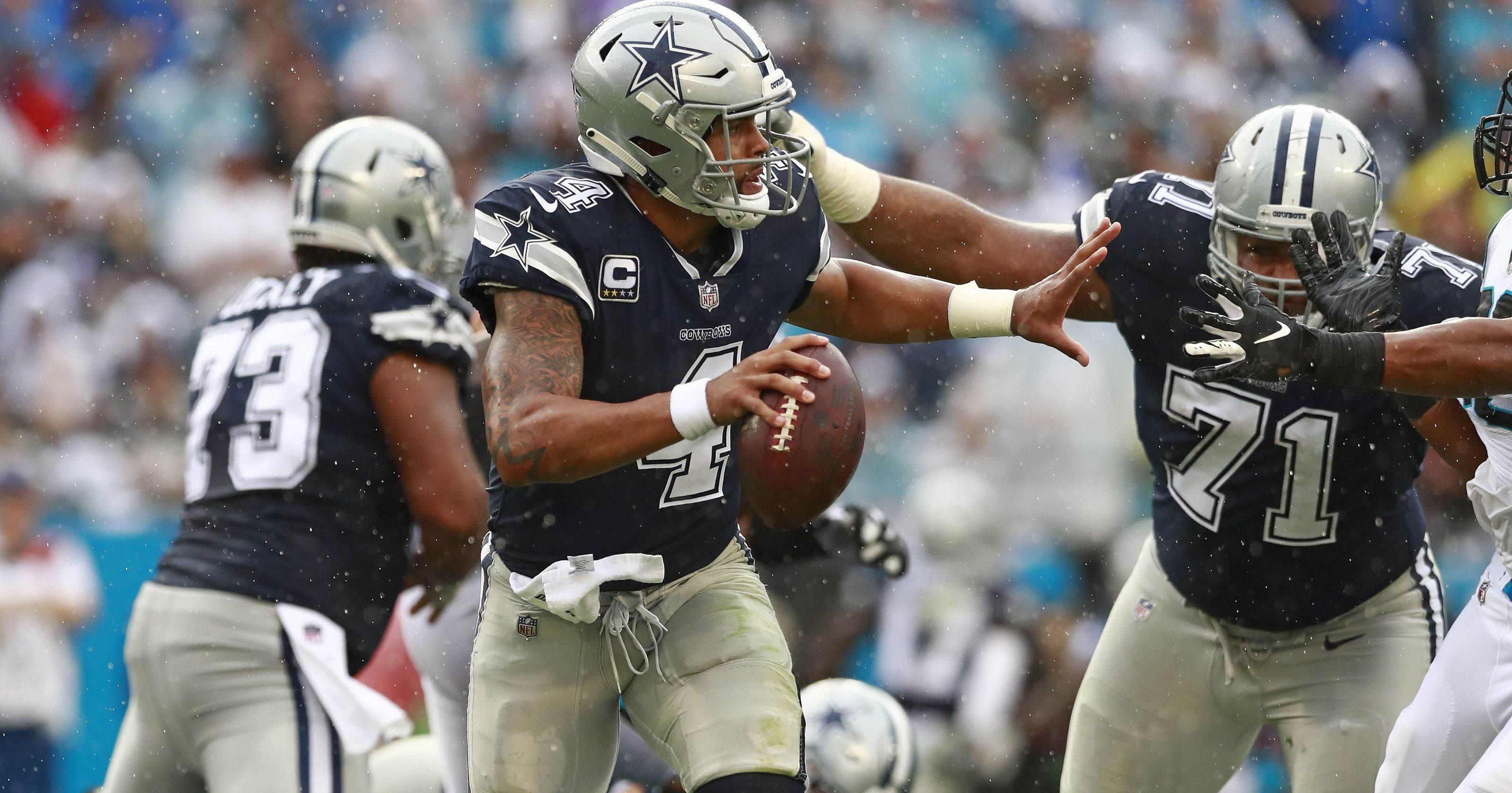 Cowboys en Español: ¿Qué Sigue Para la Ofensiva de los Cowboys?
