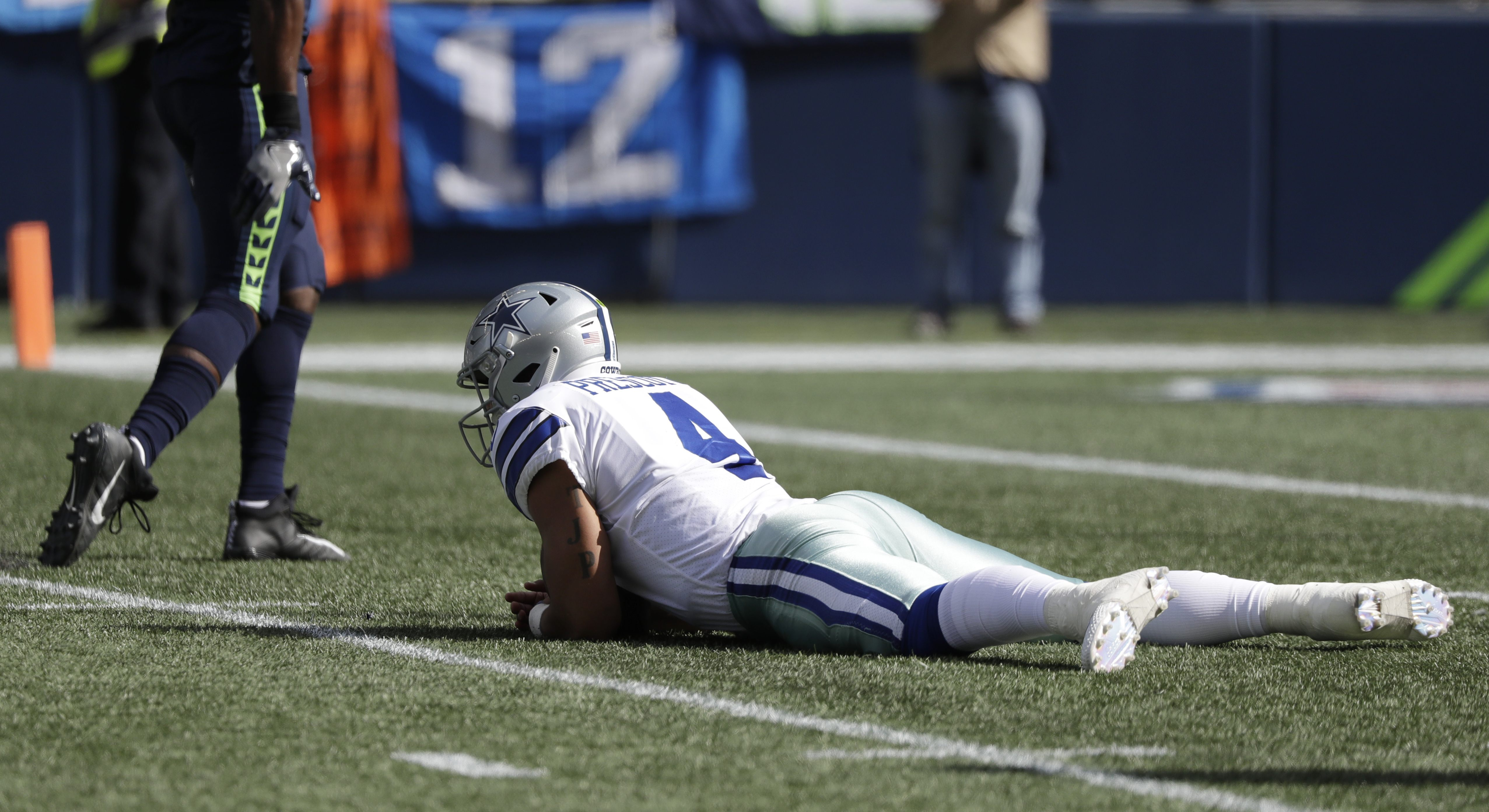 Sean's Scout: Poor Execution on Offense, Timely Seahawks Passing Game Doom Cowboys in Seattle