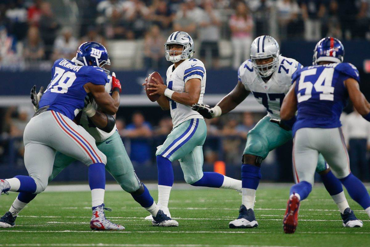Neutral Perspective: Dak Prescott is NOT a 1-Man Army
