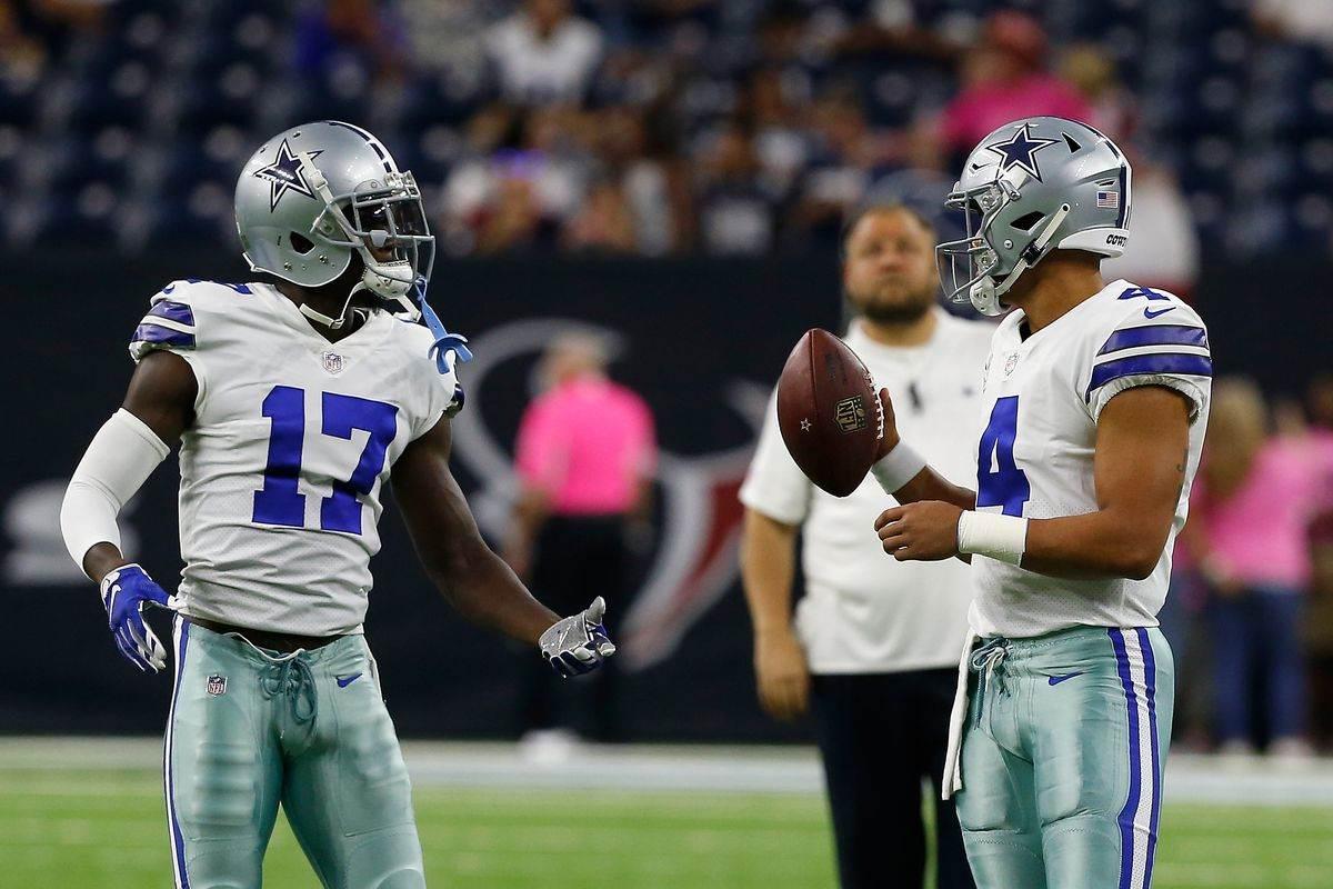 Should Cowboys Consider Trading WR Allen Hurns?