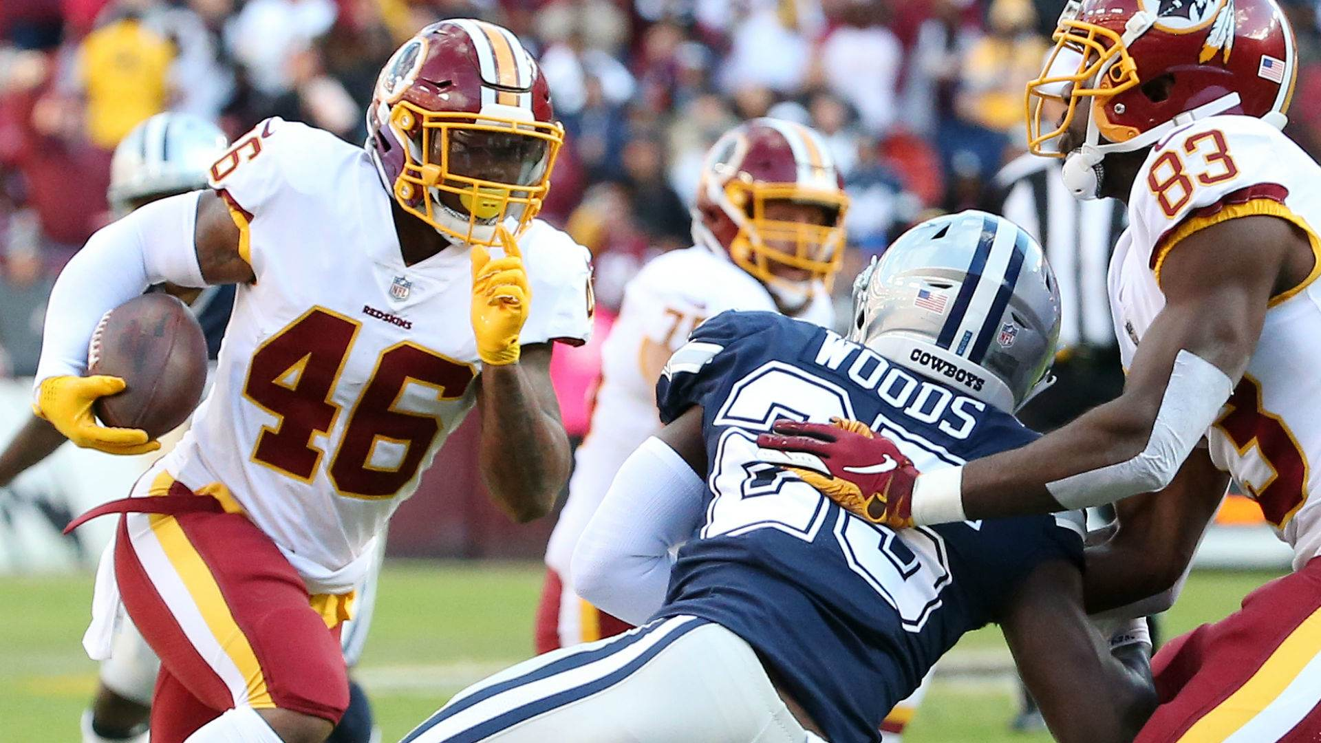 The Good, The Bad, and The Ugly for Cowboys Against Redskins 5