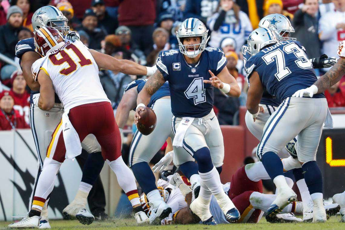The Good, The Bad, and The Ugly for Cowboys Against Redskins 7