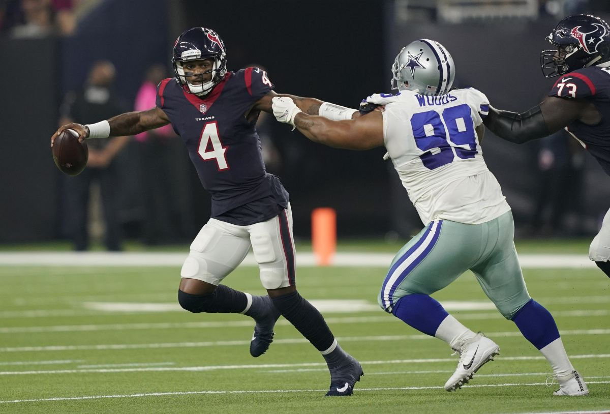 HOU 19, DAL 16: Cowboys Lose Tough Defensive Battle in Overtime