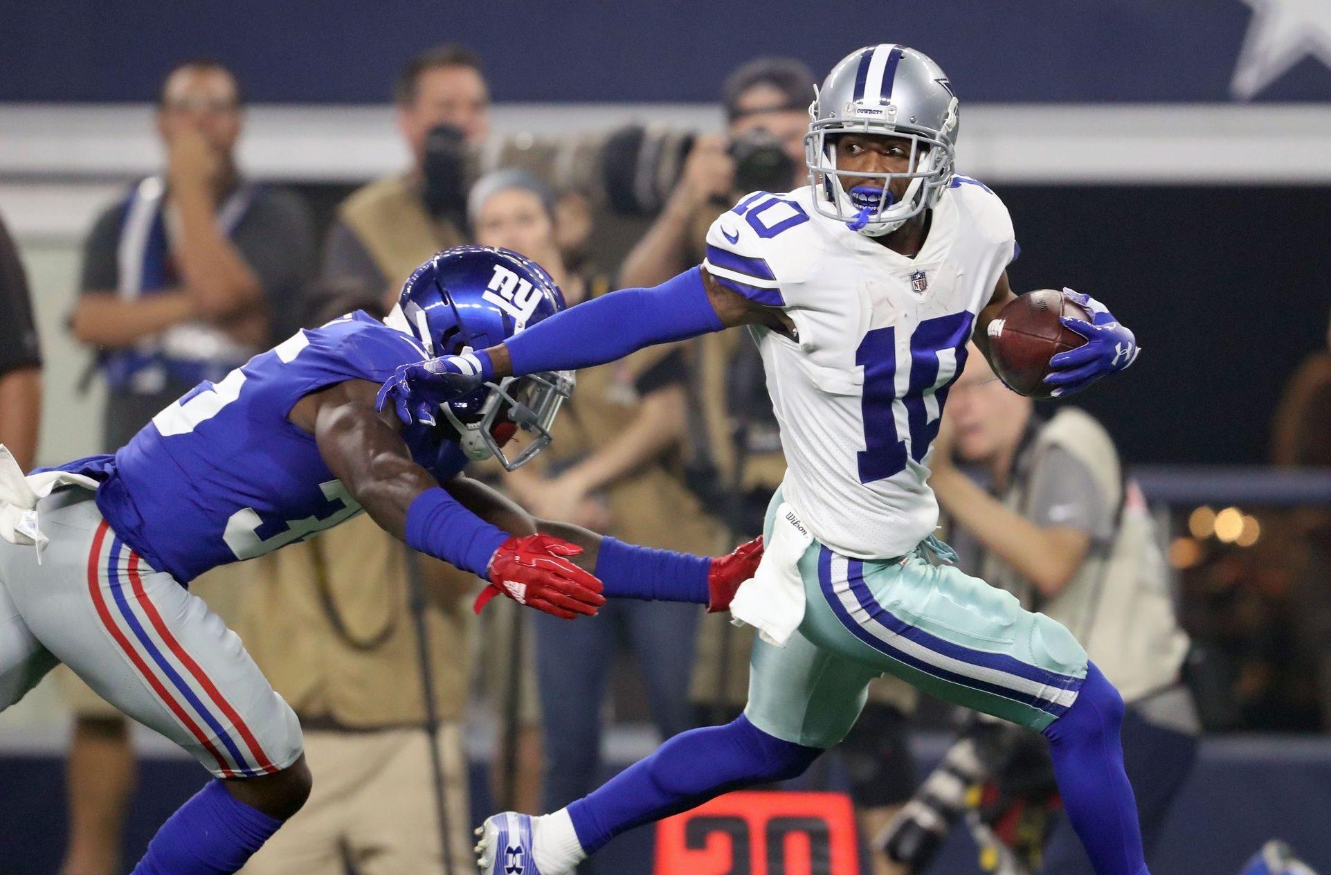 Does Free Agent WR Tavon Austin Factor in Cowboys  2019 Plans  ✭ 3331d4919