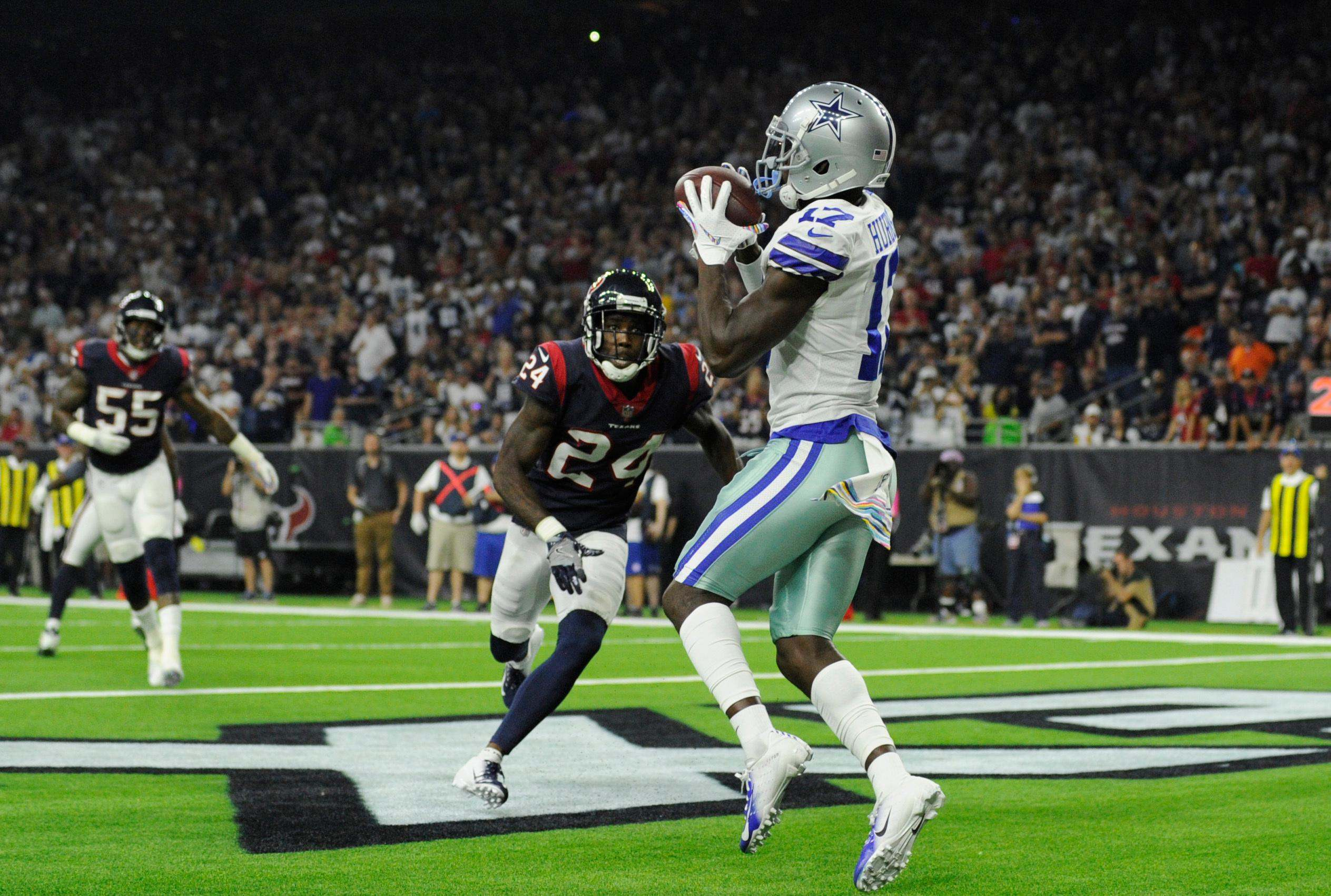 Allen Hurns Adamant Cowboys Offensive Woes Aren t A WR Problem 86c70f03a