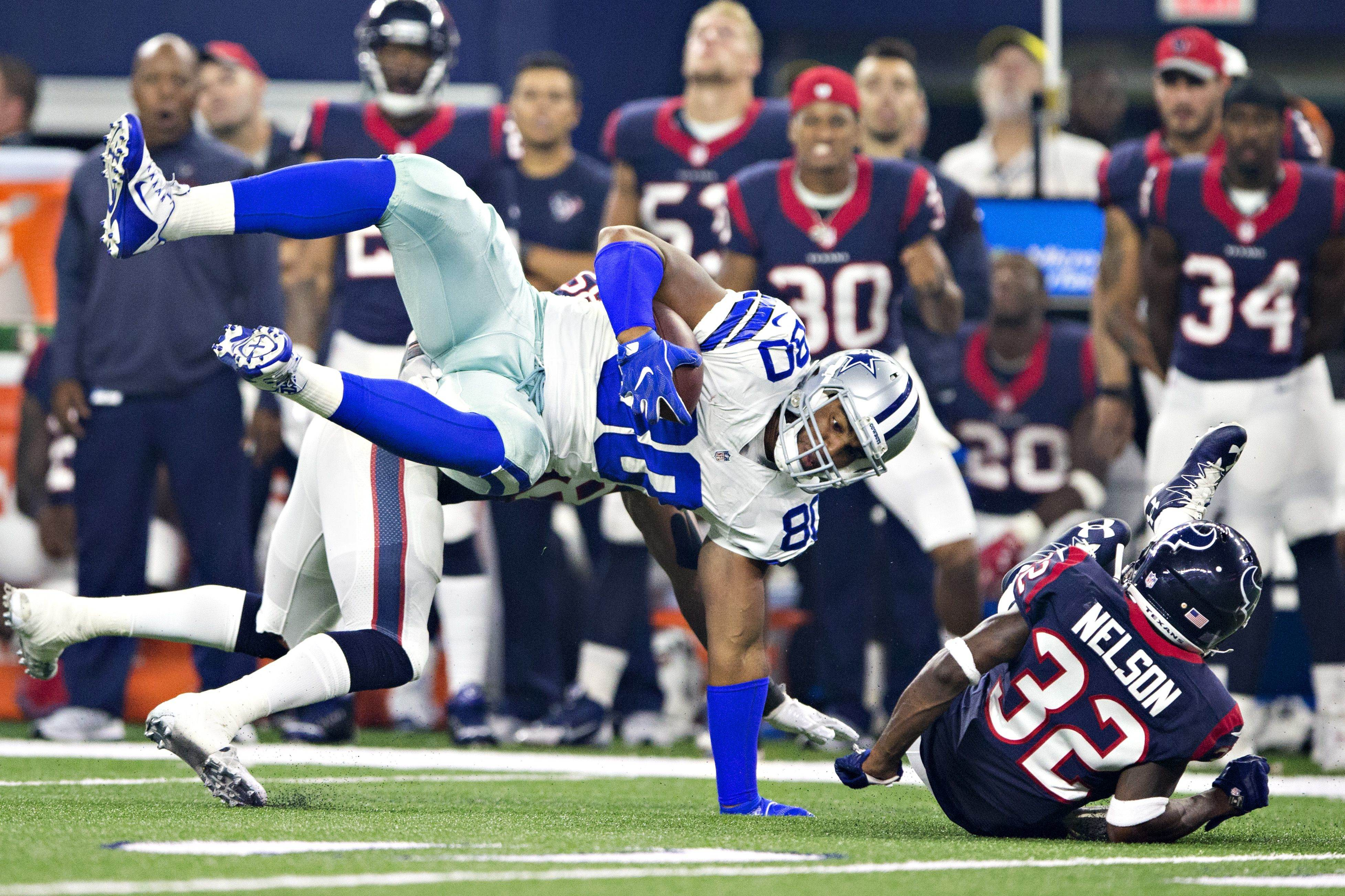 Dallas Cowboys at Houston Texans: Numbers Surrounding the Texas 2 Step
