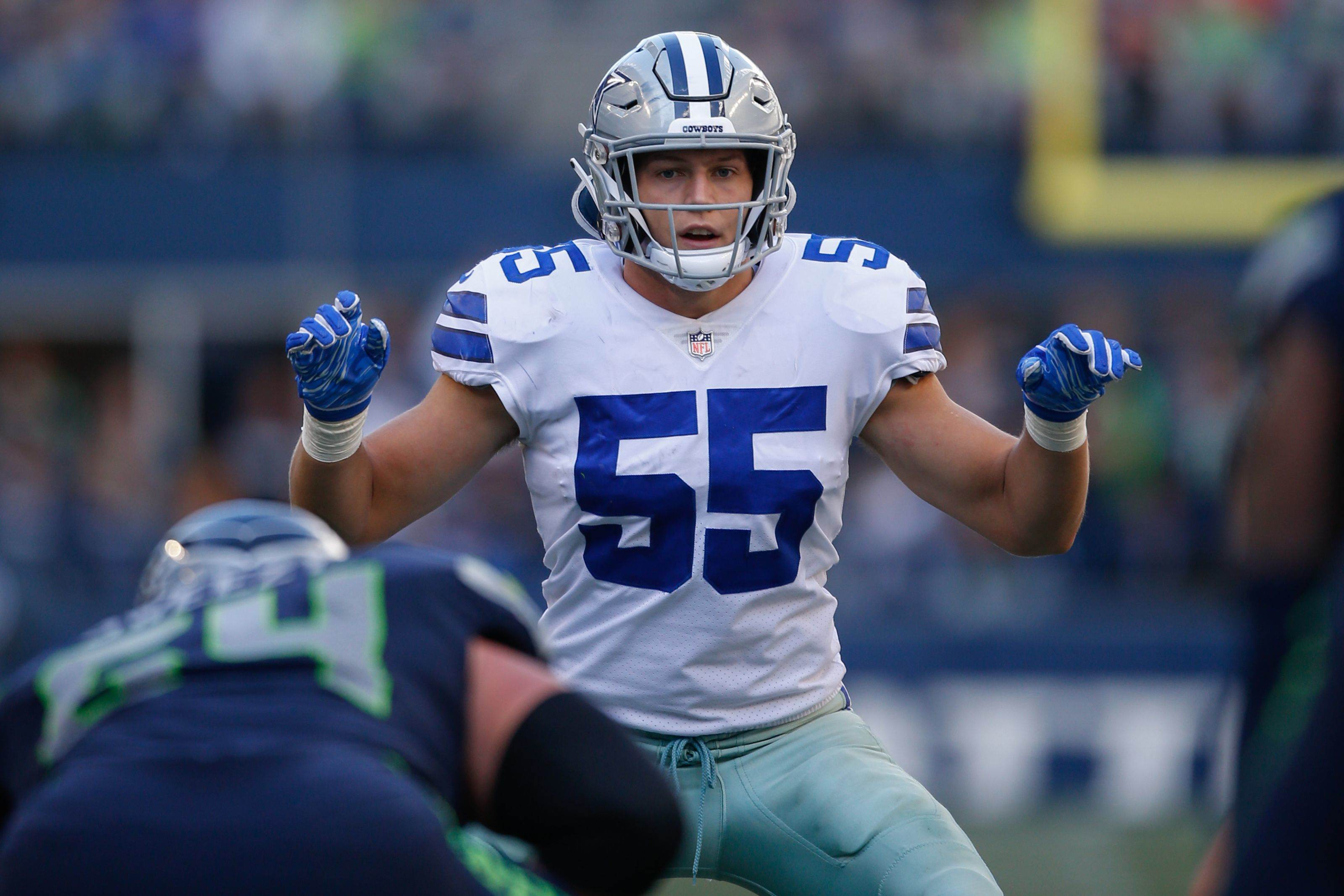 Leighton Vander Esch Lands on List of NFL's Top 10 Rookies