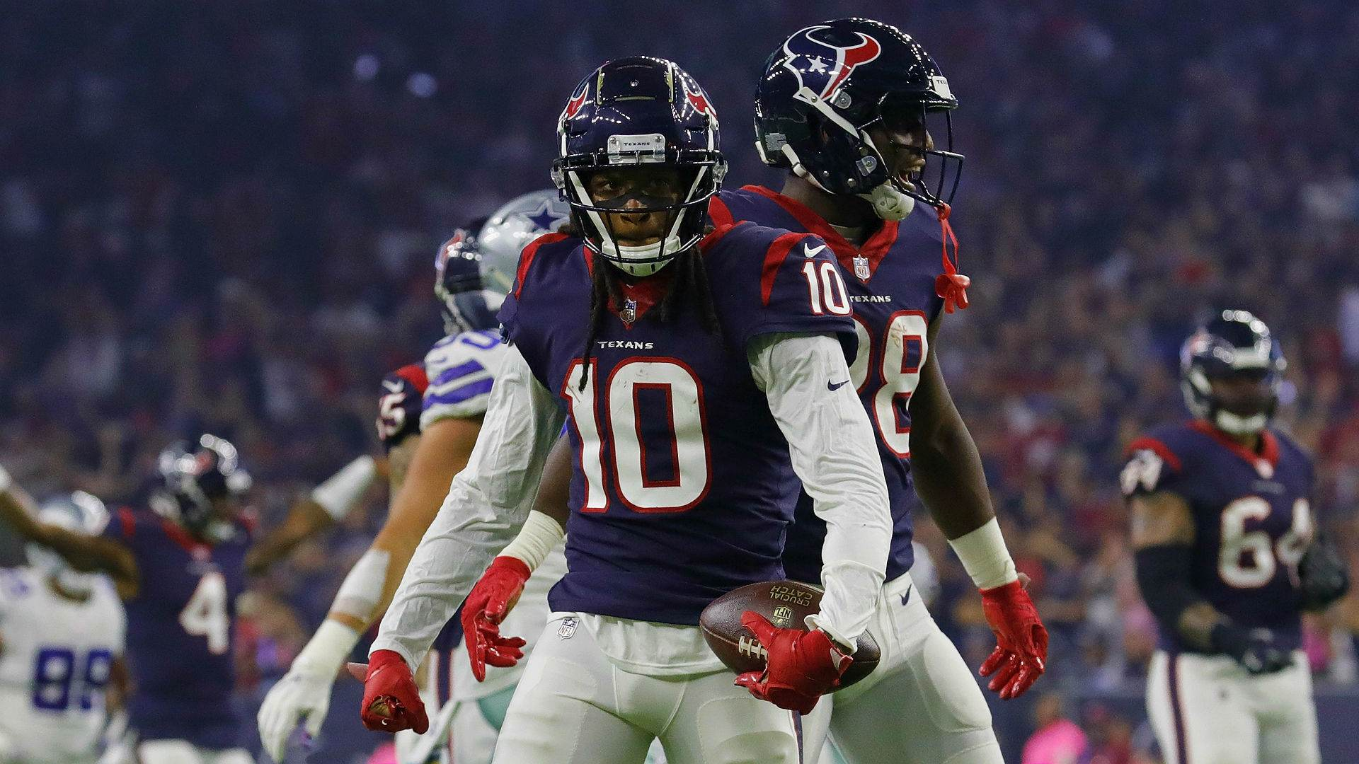 DeAndre Hopkins Showed Cowboys Why Their WR1 Philosophy Is Wrong 1