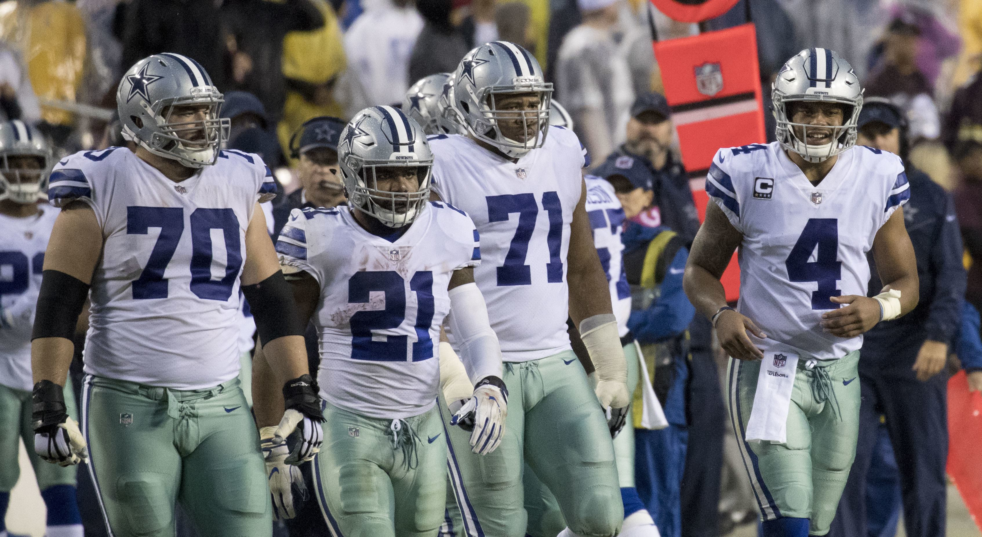 Cowboys Face Latest Challenge Fighting For First Road Win At Redskins