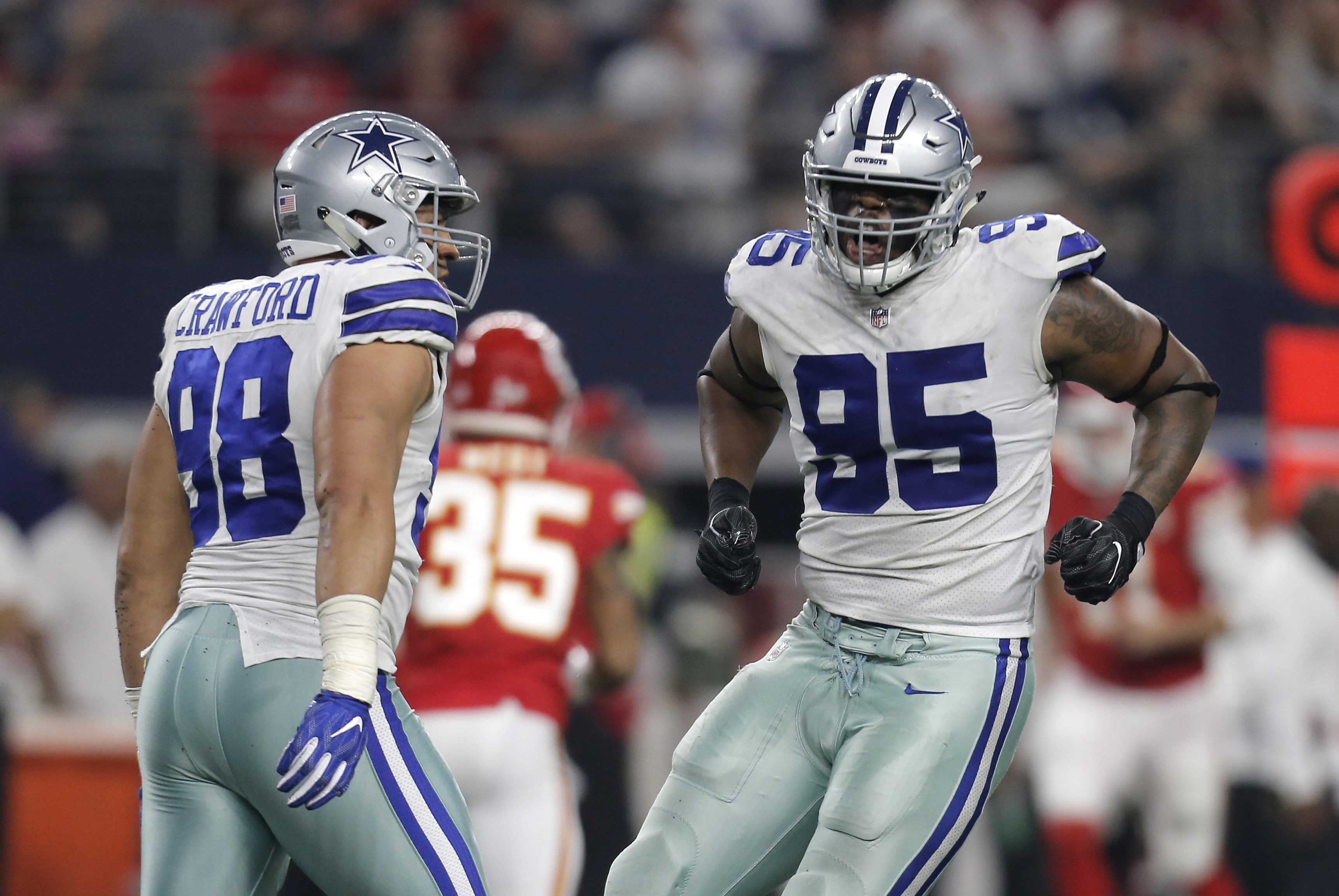 "David Irving Ready to ""Be Put Through Ringer"" in First Action with Cowboys"