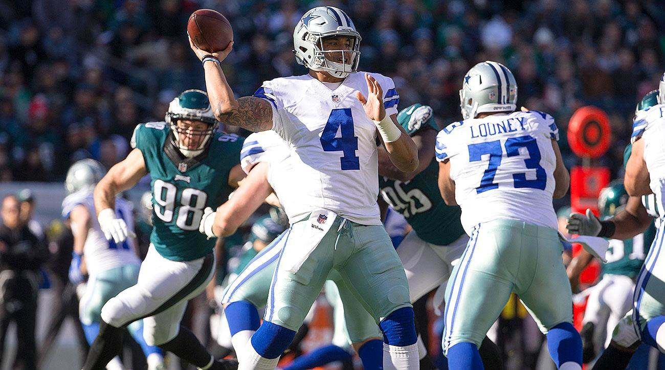 Cowboys Must Play With Sense of Urgency Against Philadelphia