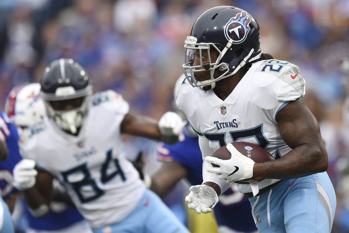 #DALvsTEN: Derrick Henry a Reminder of What Could've Been for Cowboys
