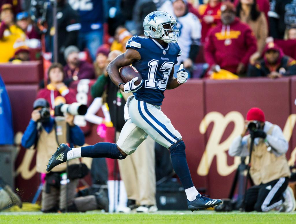 Amari Cooper makes difference in rematch as Cowboys hold off Redskins