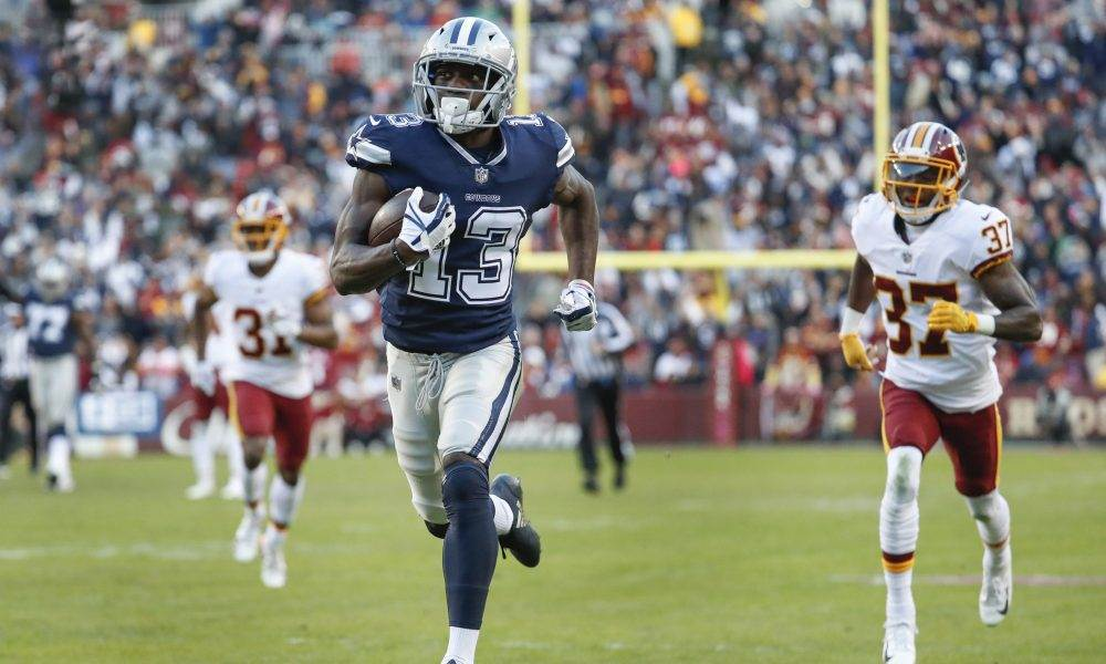 #DALvsWAS: Michael Gallup Will Play, Value Extends Beyond Passing Game 1