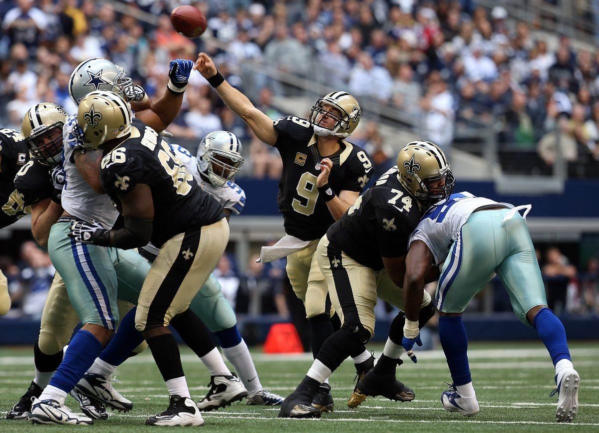 Dallas Defense Braces for Bayou Shock & Awe