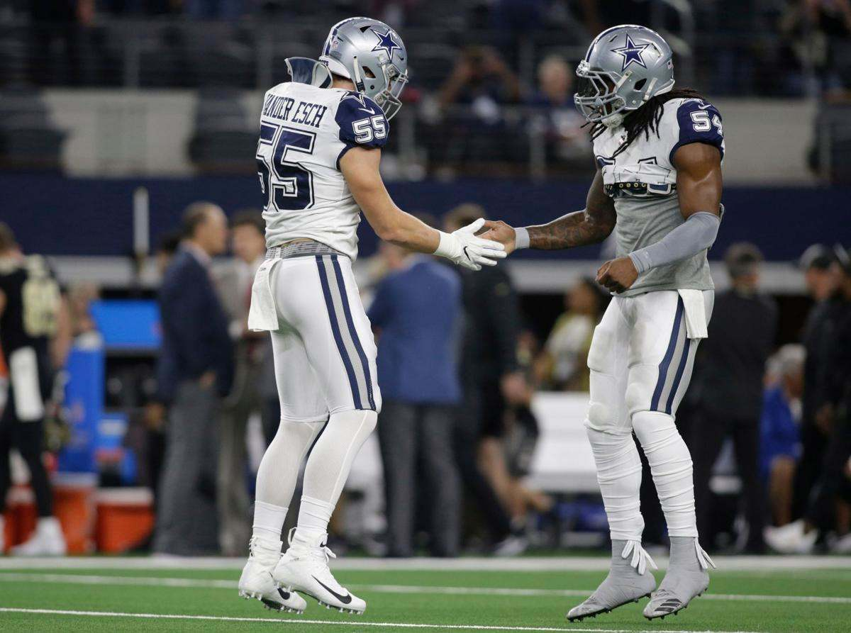 de09fc32 Jaylon Smith, Leighton Vander Esch a Dominant Defensive Duo ✭