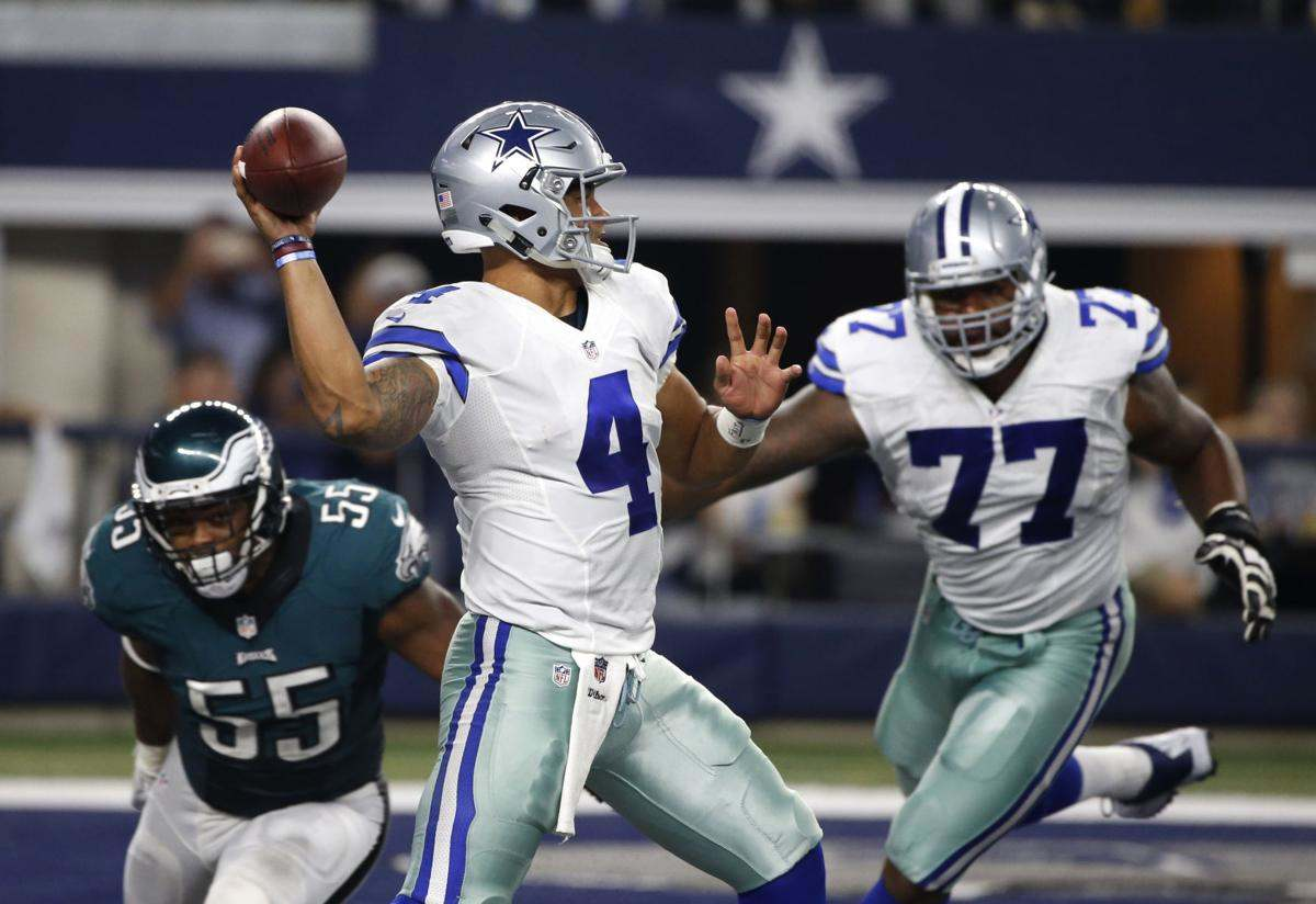Cowboys at Eagles: Last Chance for Offensive Line to Save Season?