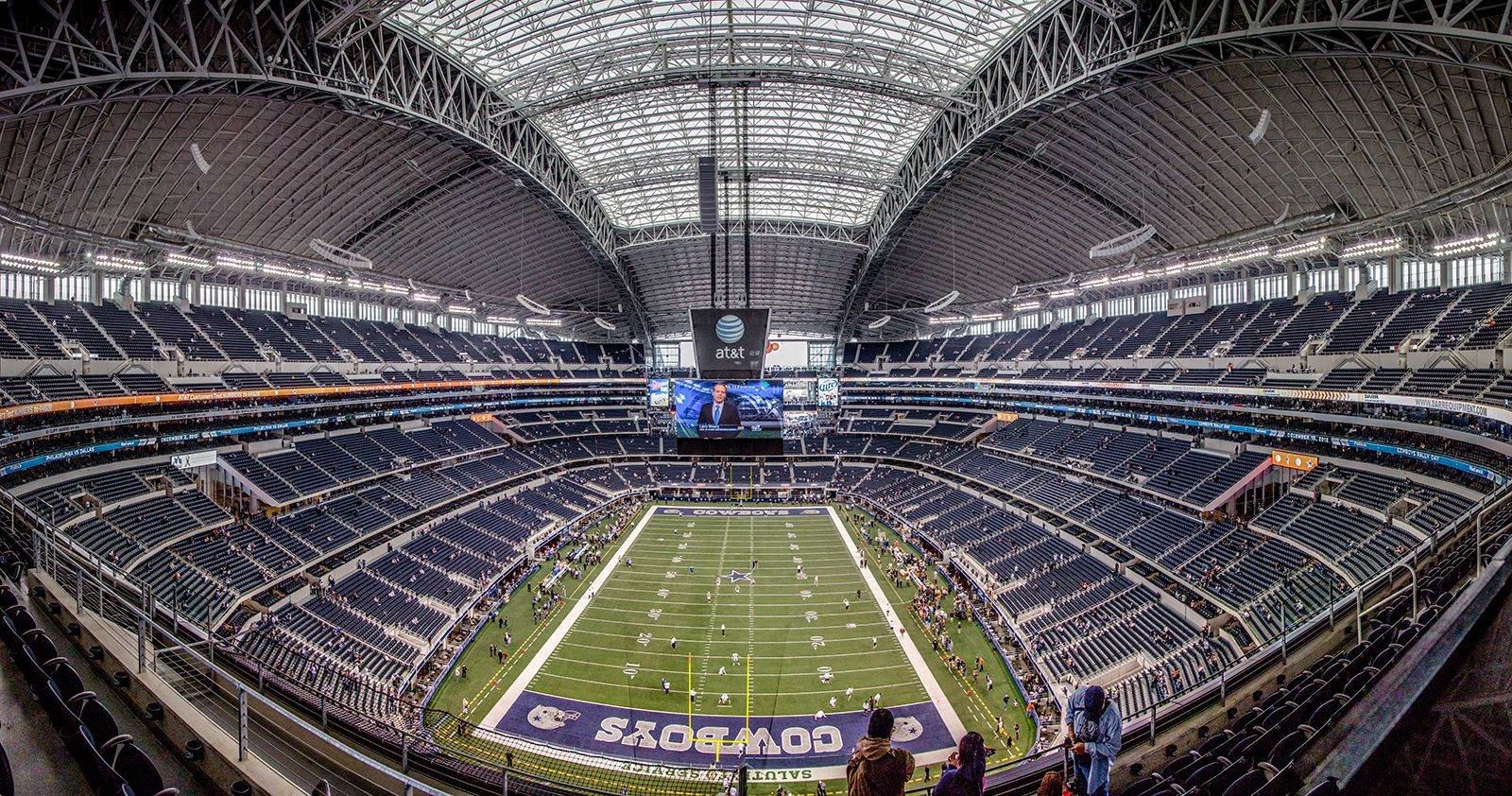 Report: Cowboys Latest Ring of Honor Inductees to be Announced Friday
