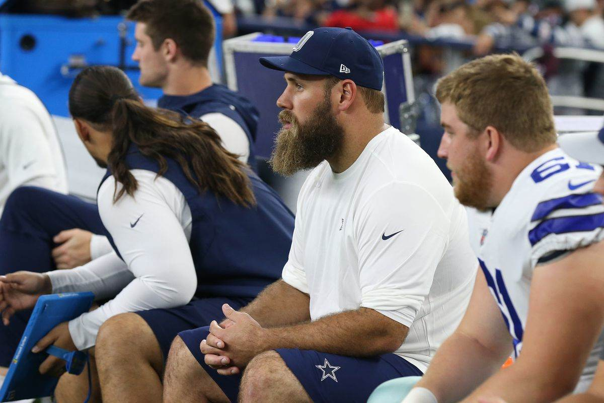 Travis Frederick Regains Strength in Hands, Influence in Cowboys OL Room 1