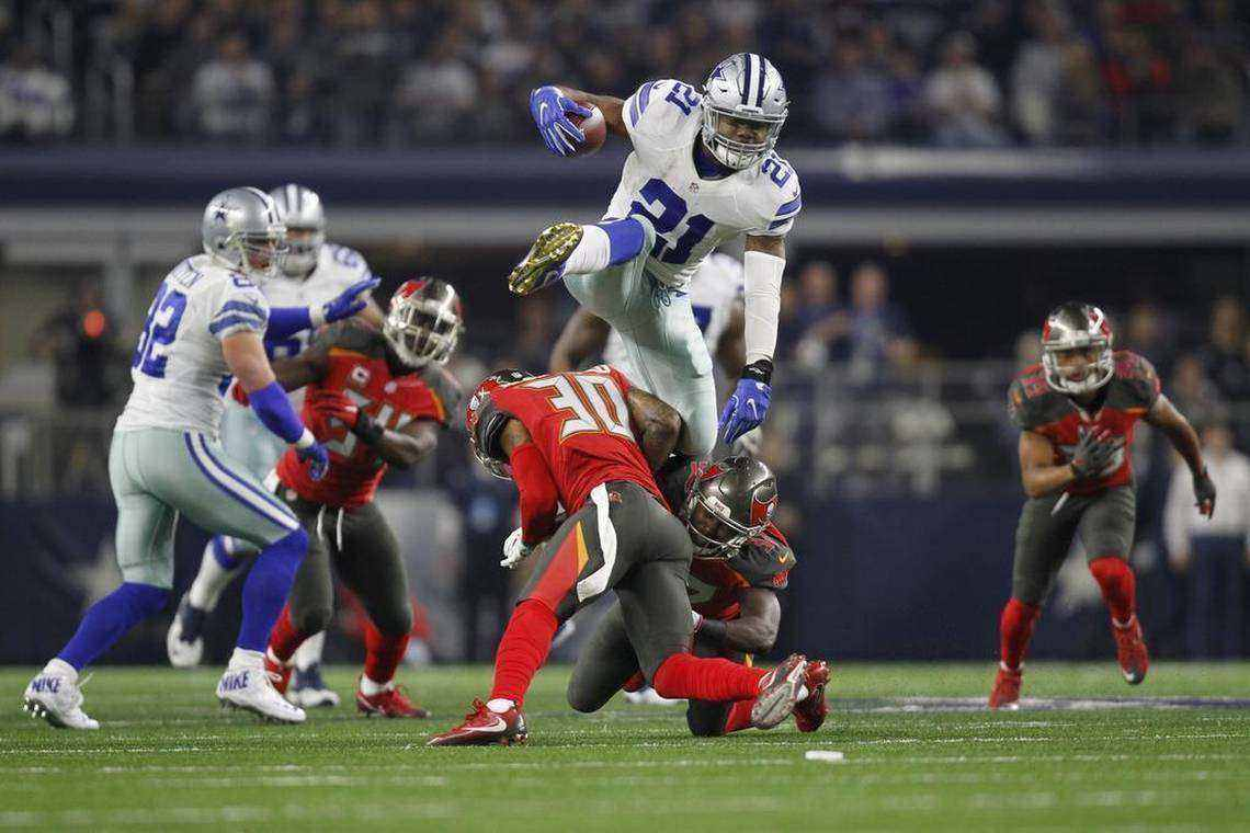 Cowboys Have Perfect Bounce Back Opportunity Against the Spiraling Buccaneers