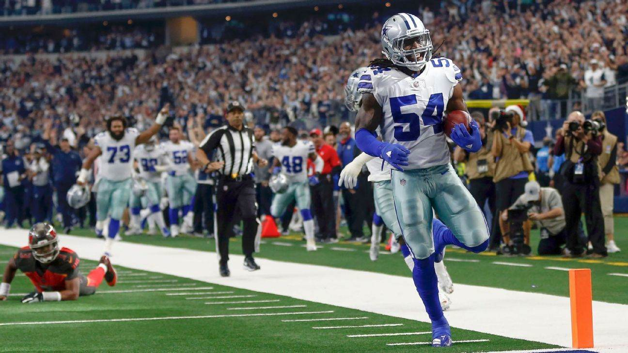 Sean s Scout  Jaylon Smith Returns Cowboys to NFC East Prominence in Win  Over Bucs 9004dae29