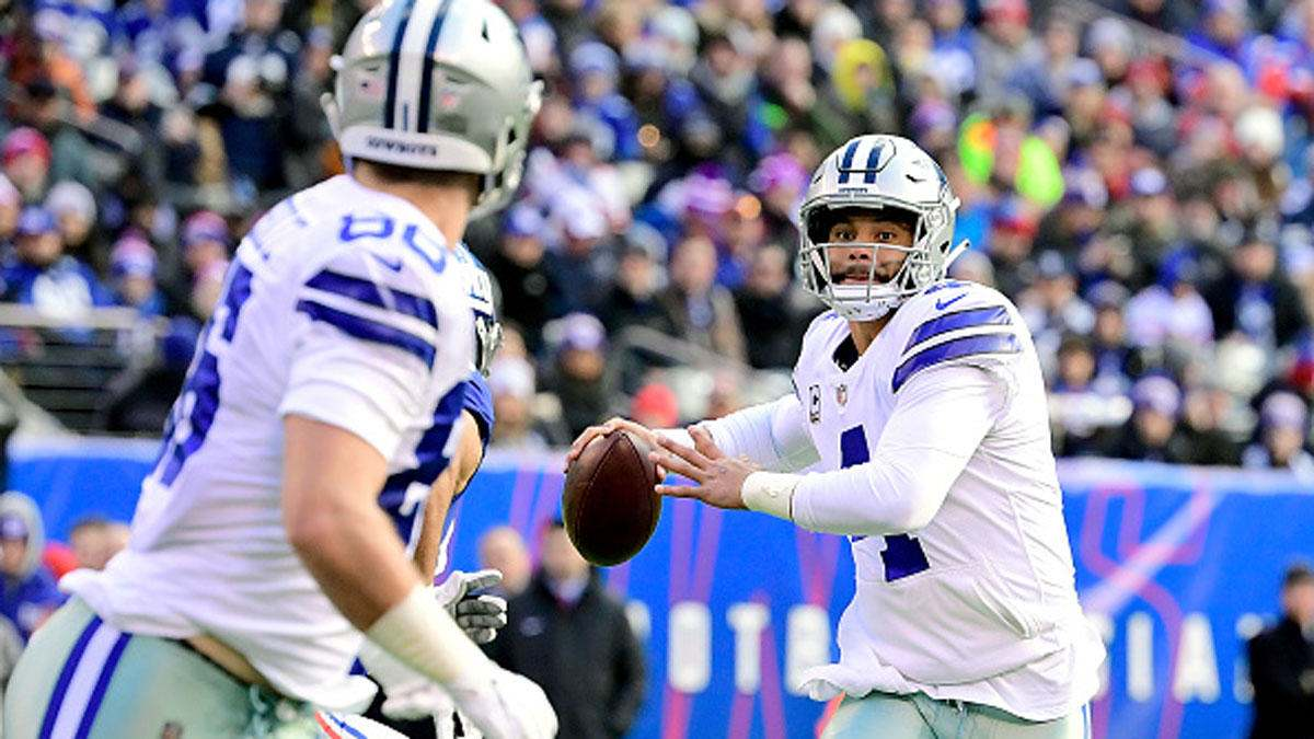 Sean's Scout: Prescott's Career Day Gives Cowboys Win Streak Before Playoffs