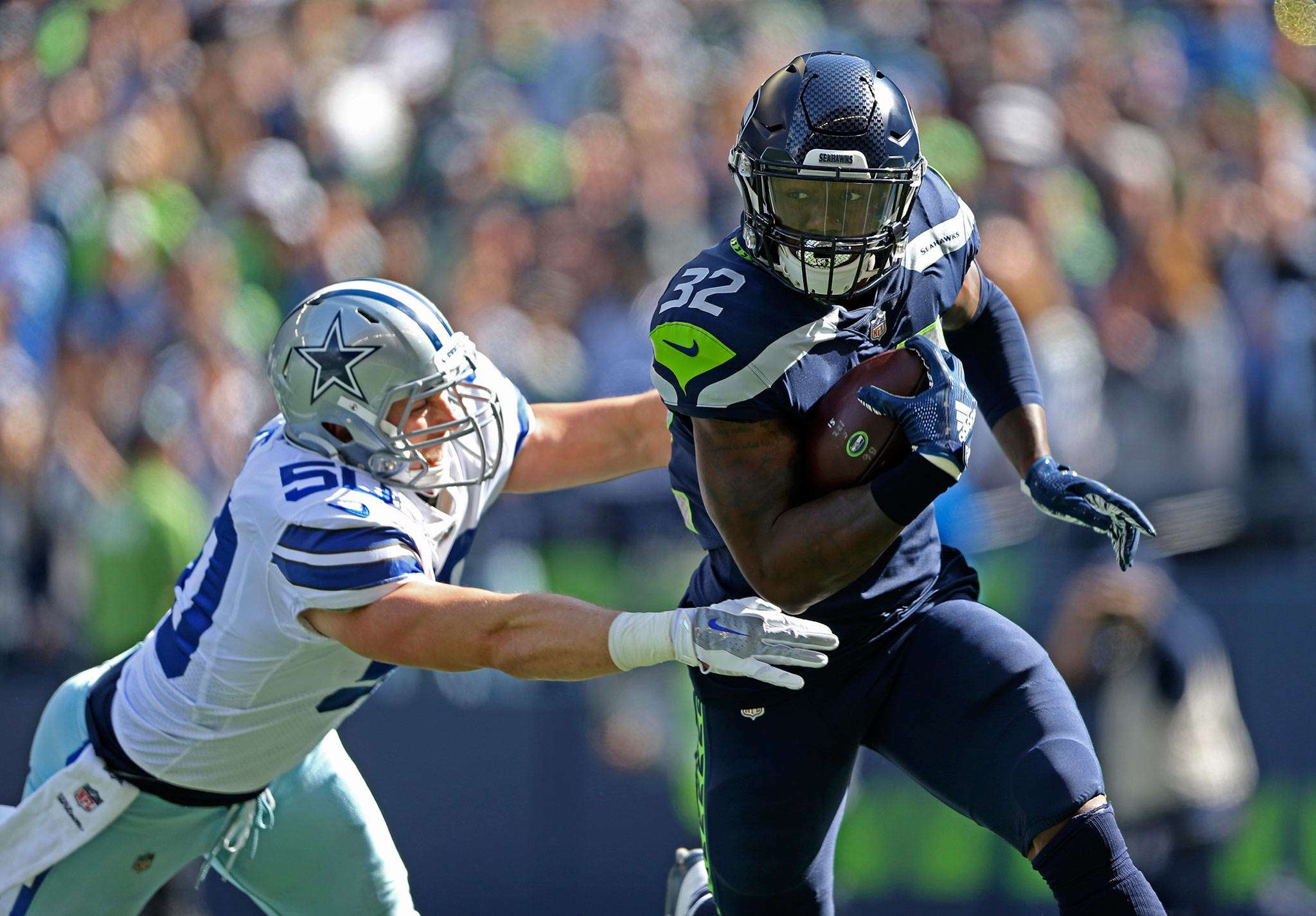A Lot Has Changed Since Cowboys Played Seattle in Week 3
