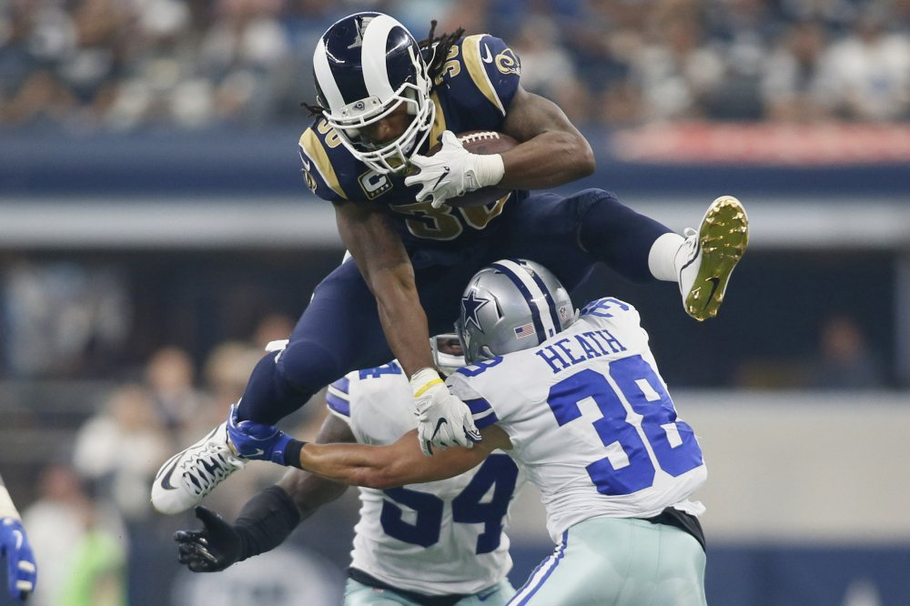 3 Game Wreckers Dallas Cowboys Must Contain Against the Rams